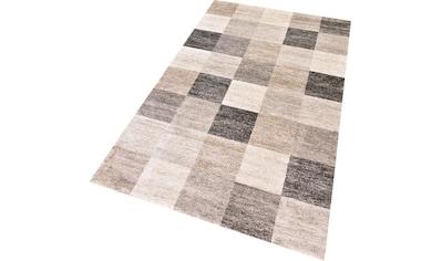 Teppich, »Milano 1453«, merinos, rechteckig, Höhe 10 mm, maschinell gewebt kaufen