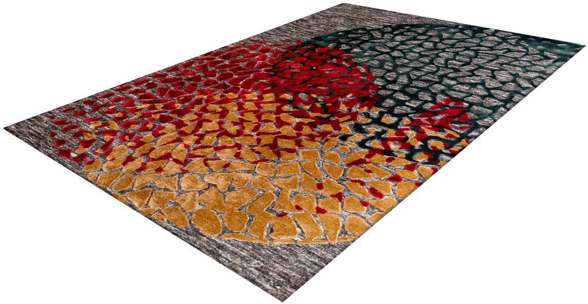 Teppich Damast 300 Arte Espina rechteckig Höhe 17 mm handgetuftet