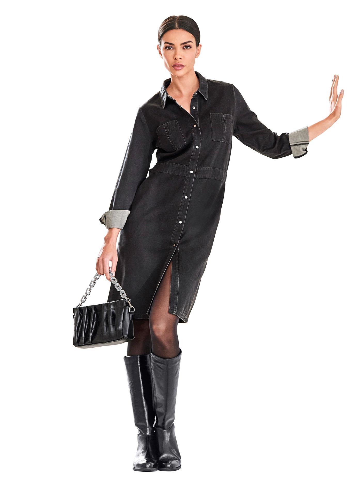 rick cardona by heine -  Jeanskleid Jeans-Kleid
