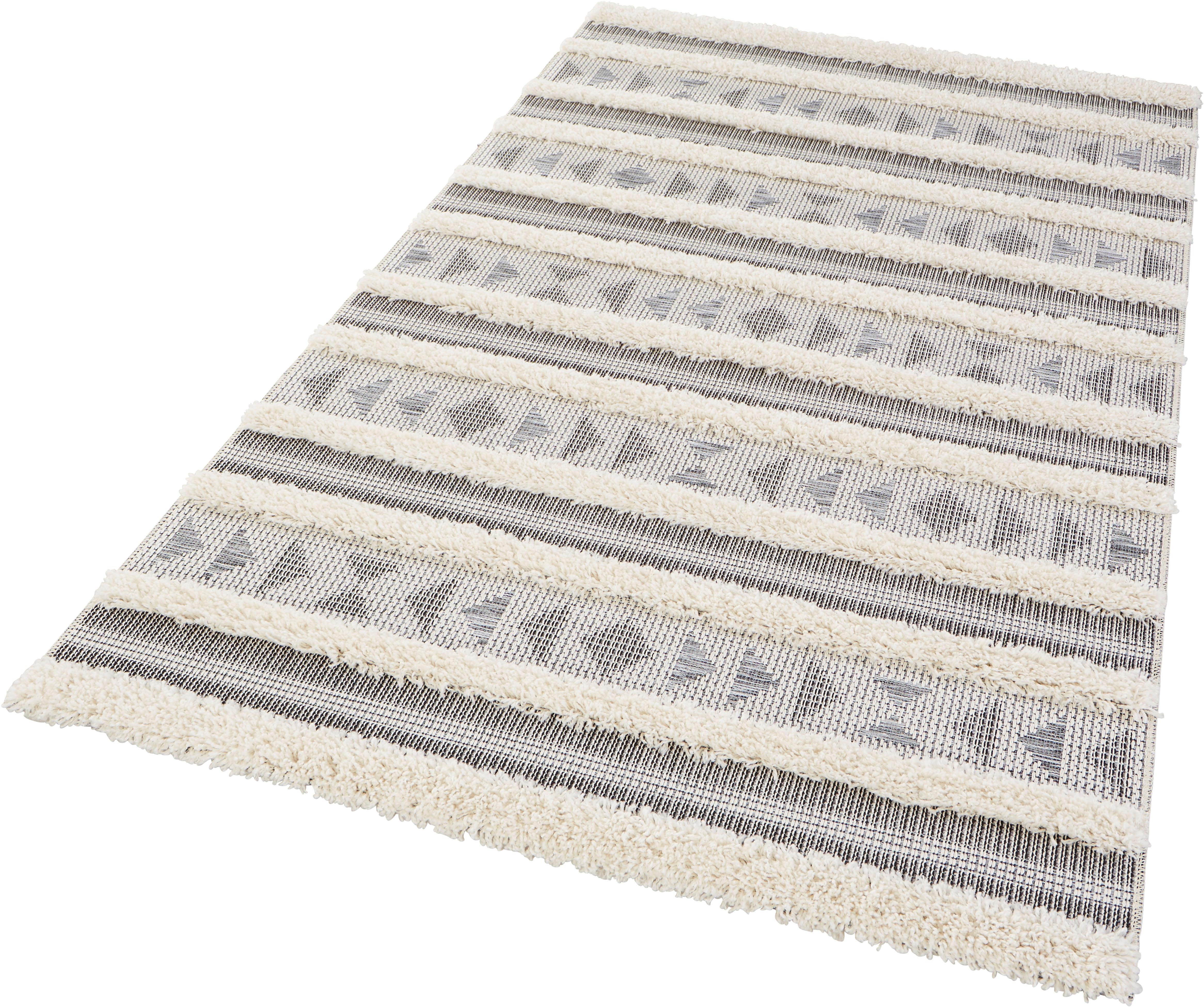 Teppich Azrou MINT RUGS rechteckig Höhe 35 mm maschinell gewebt