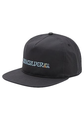 Quiksilver Snapback Cap »Sustain To Remain« kaufen