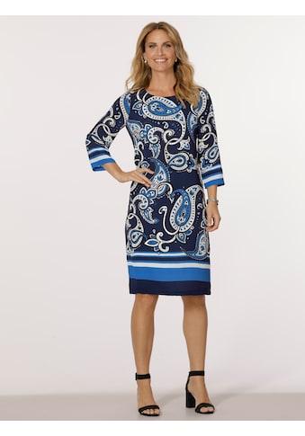 Mona Kleid mit platziertem Paisley - Druck kaufen