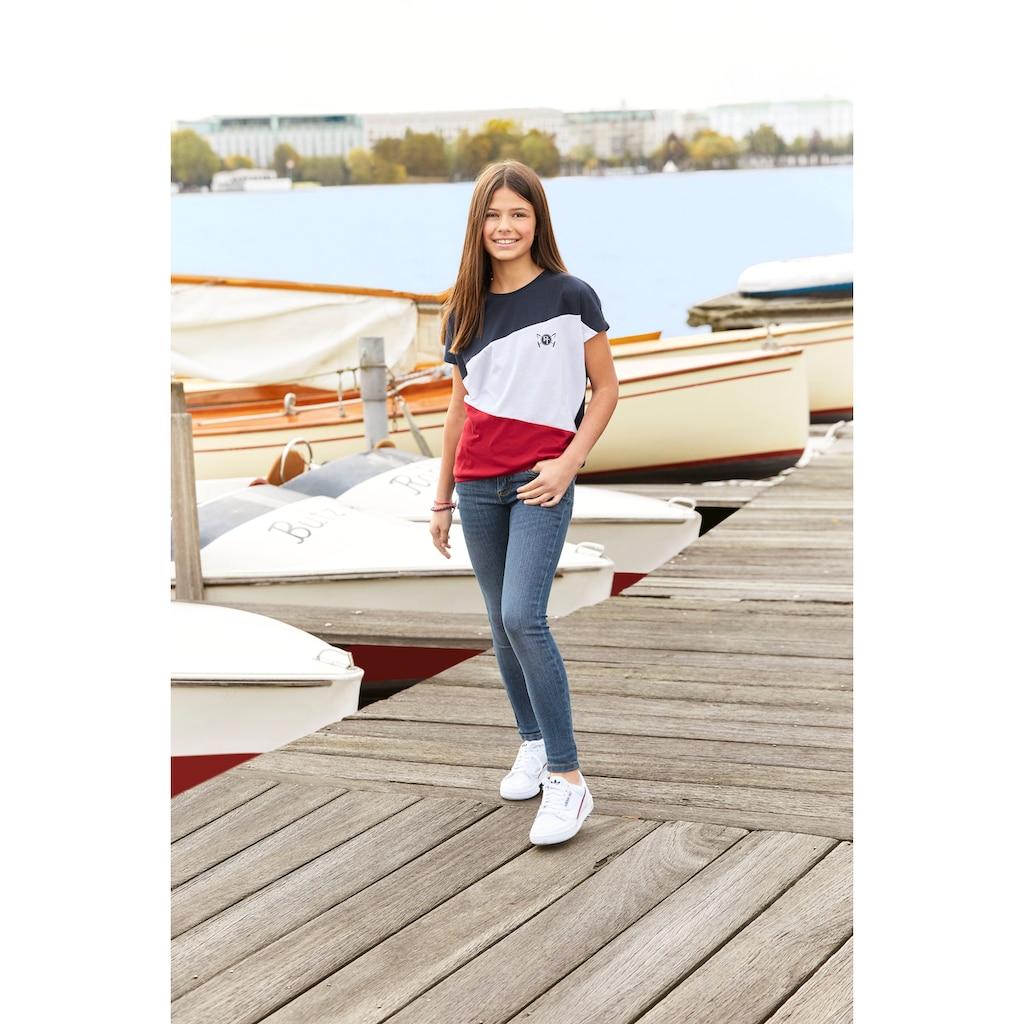TOM TAILOR Polo Team Stretch-Jeans, super skinny Form