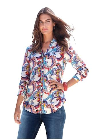 Emilia Lay Langarmbluse »Bluse zum Krempeln auf 3/4 - Arm« kaufen