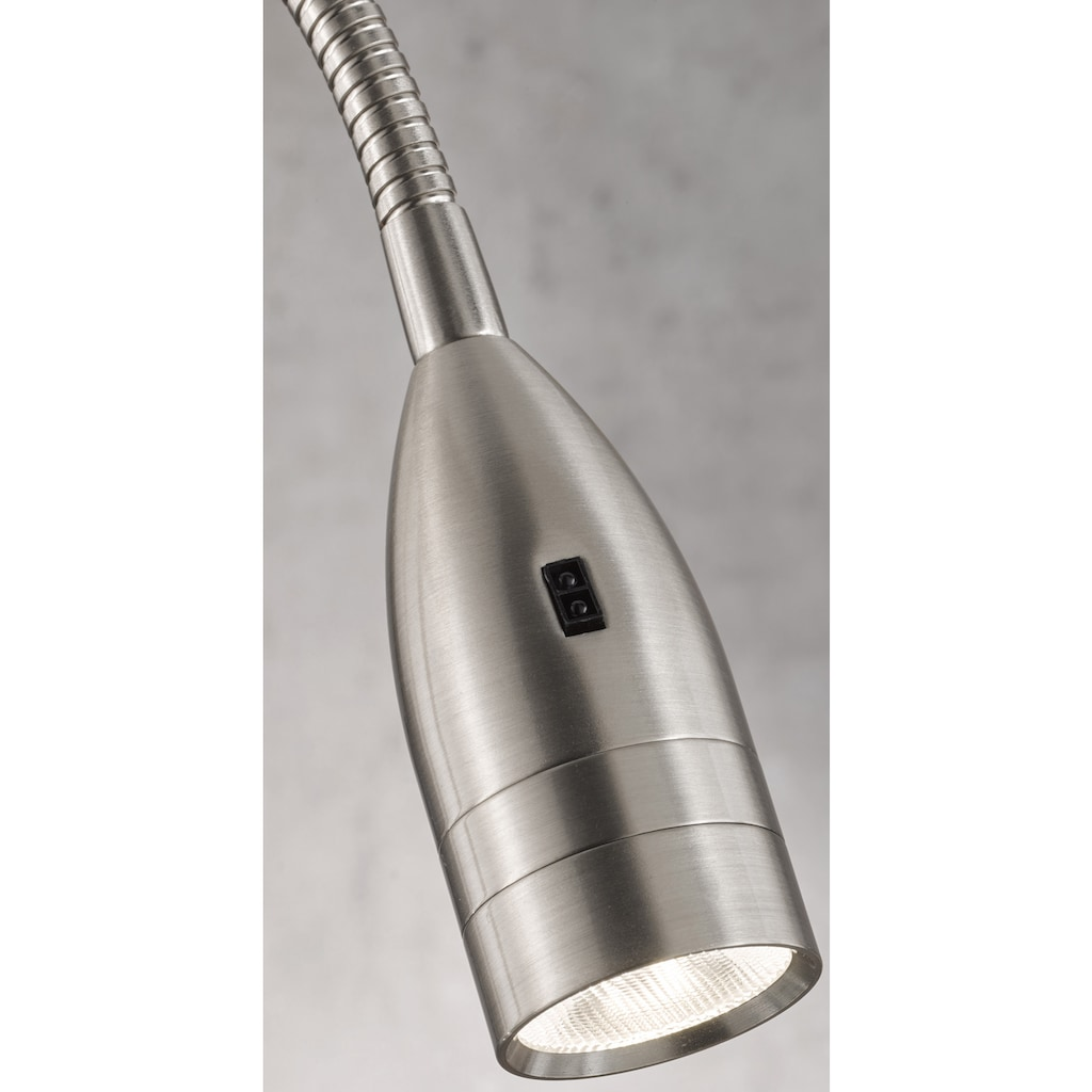 FISCHER & HONSEL LED Klemmleuchte »Sten«, LED-Modul, Warmweiß