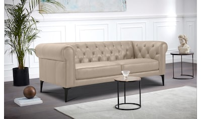 Premium collection by Home affaire Chesterfield-Sofa »Tobol«, im modernen Chesterfield Design kaufen