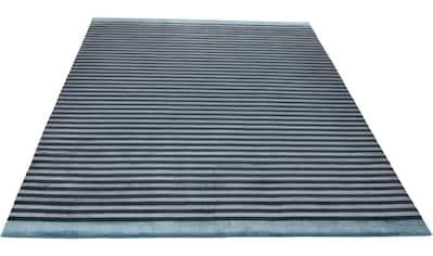 Orientteppich, »Miami«, THEKO, rechteckig, Höhe 8 mm, handgewebt kaufen