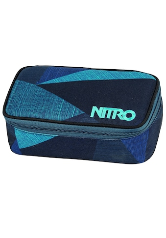 "NITRO Federtasche ""Pencil Case XL Fragments Blue"" kaufen"
