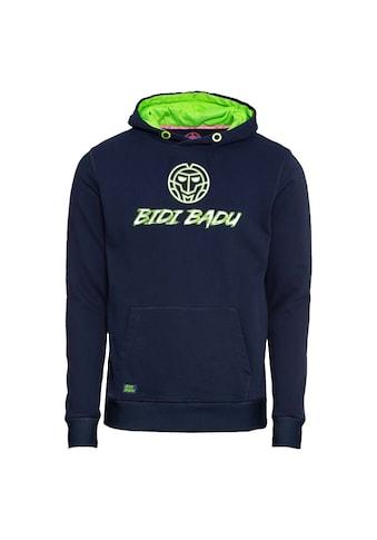 BIDI BADU Kapuzenpullover mit Logodruck »Runar Basic« kaufen