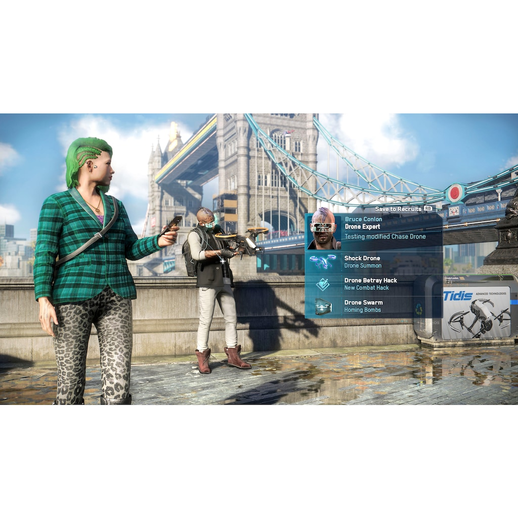 UBISOFT Spiel »Watch Dogs: Legion«, PlayStation 5