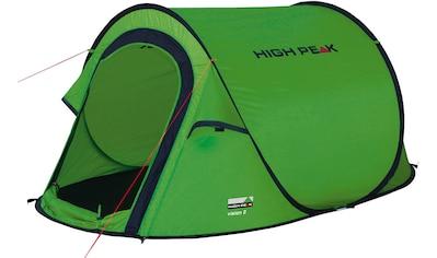 High Peak Wurfzelt »Vision 2«, 2 Personen, (Set, mit Transporttasche) kaufen