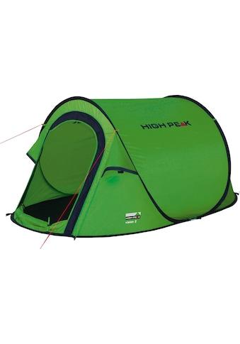 High Peak Wurfzelt »Vision 2«, 2 Personen (Set, mit Transporttasche) kaufen