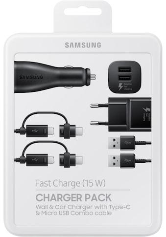 Samsung Lader »Multi - Ladekabel - Set EP - U3100« kaufen