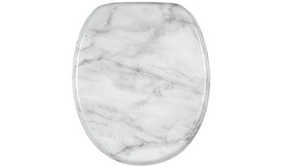 Sanilo WC - Sitz, »Marmor« kaufen