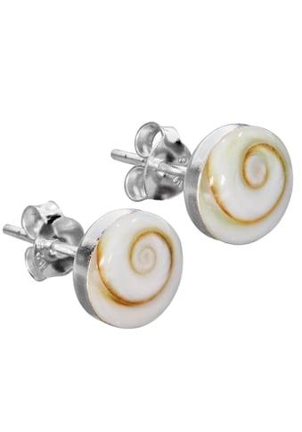 Adelia´s Paar Ohrhänger »Shiva Auge Ohrstecker Ohrringe 925 Silber« kaufen