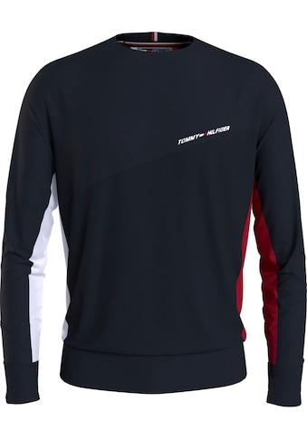 Tommy Hilfiger Sport Sweatshirt »BLOCKED TERRY CREW« kaufen