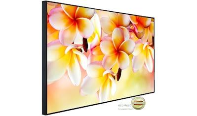Papermoon Infrarotheizung »Blumen«, sehr angenehme Strahlungswärme kaufen