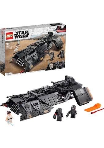"""LEGO® Konstruktionsspielsteine """"Transportschiff der Ritter von Ren™ (75284), LEGO® Star Wars™"""", Kunststoff, (595 - tlg.) kaufen"""