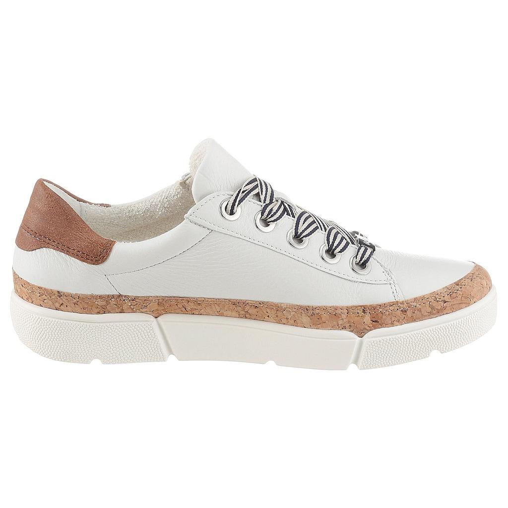 Ara Sneaker »ROM«, mit gepolsterter Innensohle