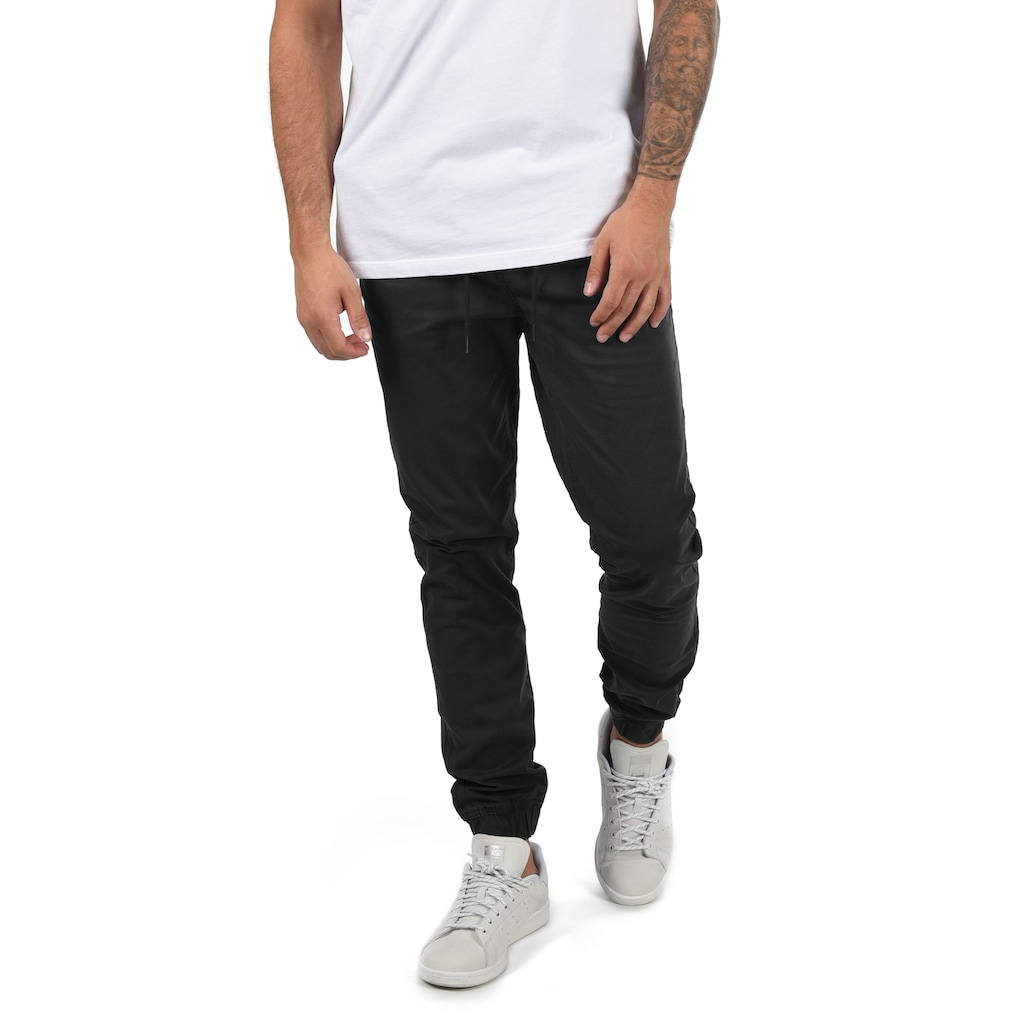 Solid Chinohose »Thereon«, lange Hose im Chino-Stil