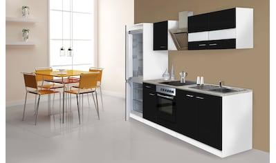 RESPEKTA Küchenzeile »Ibiza«, mit E-Geräten, 270 cm kaufen