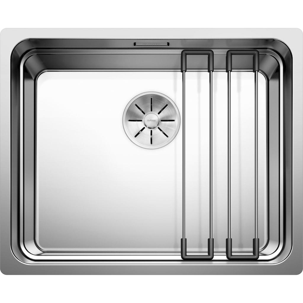 Blanco Küchenspüle »ETAGON 500-U«, inklusive zwei ETAGON-Schienen