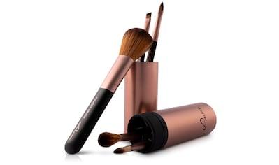 "Luvia Cosmetics Kosmetikpinsel - Set ""Travel Tube"", 5 - tlg. kaufen"