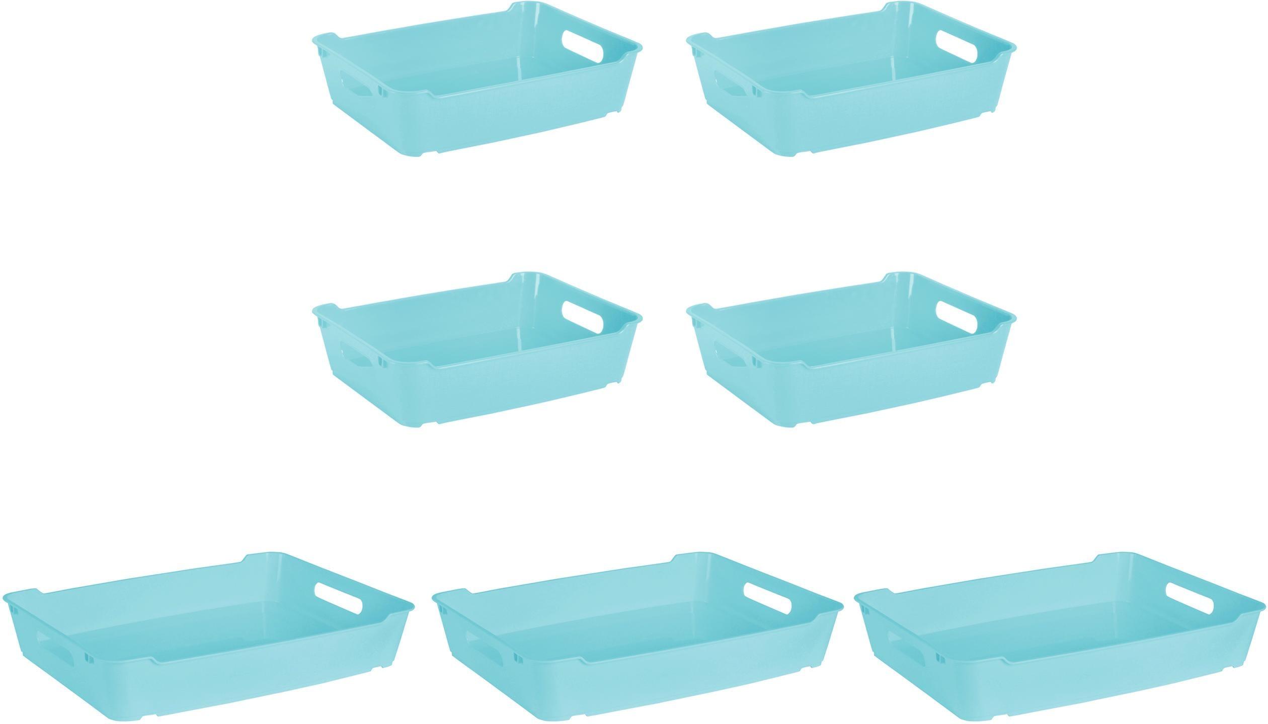 keeeper Aufbewahrungsbox lotta (Set 7 Stück) Wohnen/Möbel/Kleinmöbel/Kisten, Boxen & Körbe/Kisten und Boxen