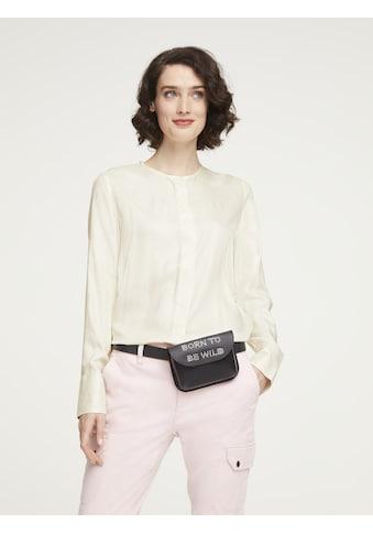 Bluse mit feinem Glanz kaufen