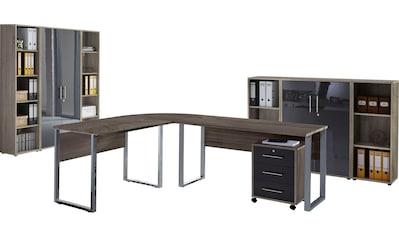 BMG Büromöbel-Set »Tabor Office«, (Set, 10 St.) kaufen