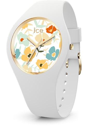 ice-watch Quarzuhr »ICE flower - Pastel floral, 019204« kaufen
