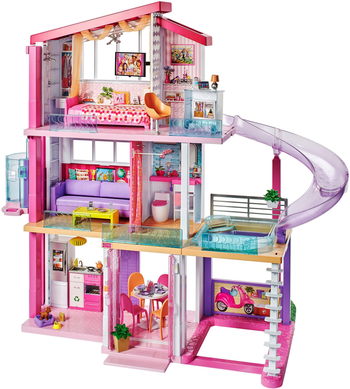 """Mattel Puppenhaus """"Barbie Traumvilla"""" Kindermode/Spielzeug/Puppen/Puppenhaus"""