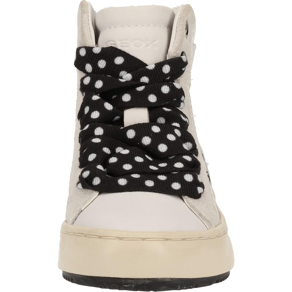 Geox Sneaker »Leder/Synthetik«