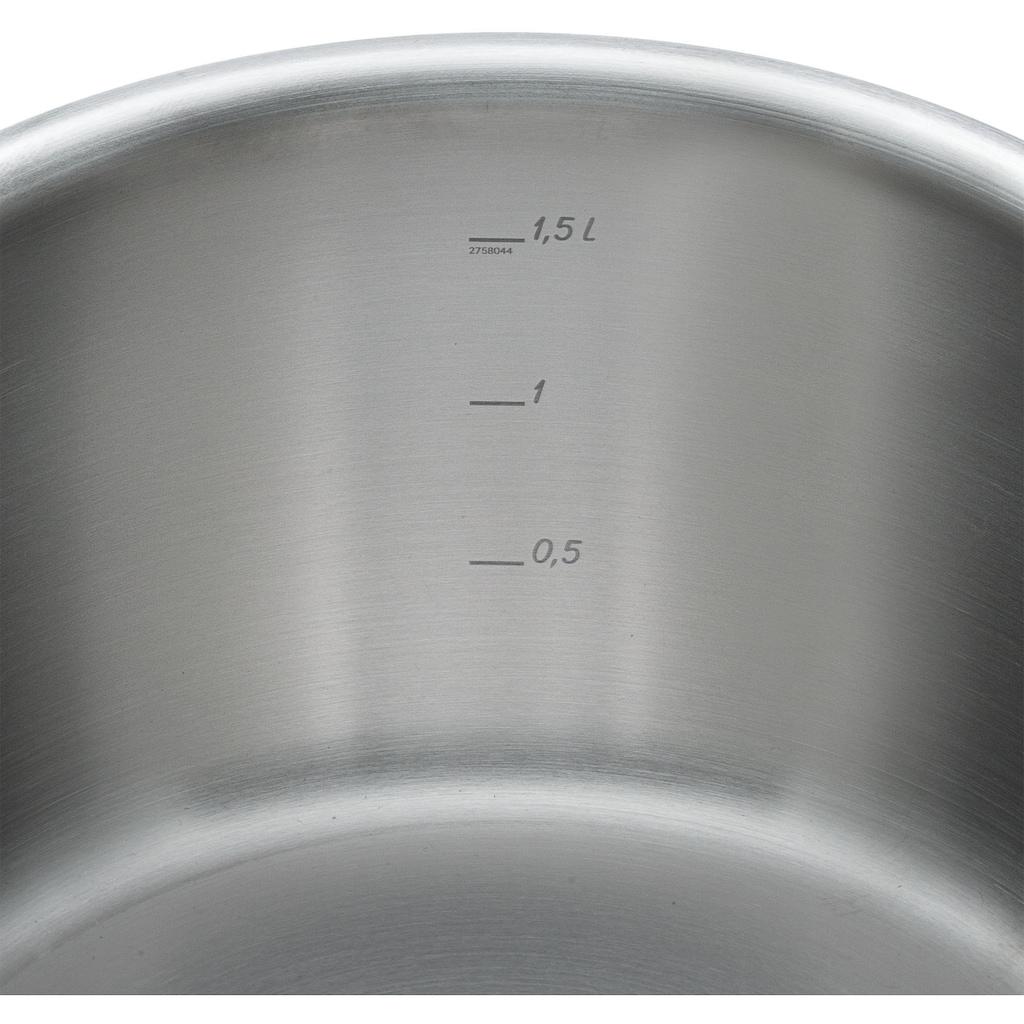 WMF Topf-Set »Gourmet Plus«, Edelstahl 18/10, (Set, 7 tlg.)