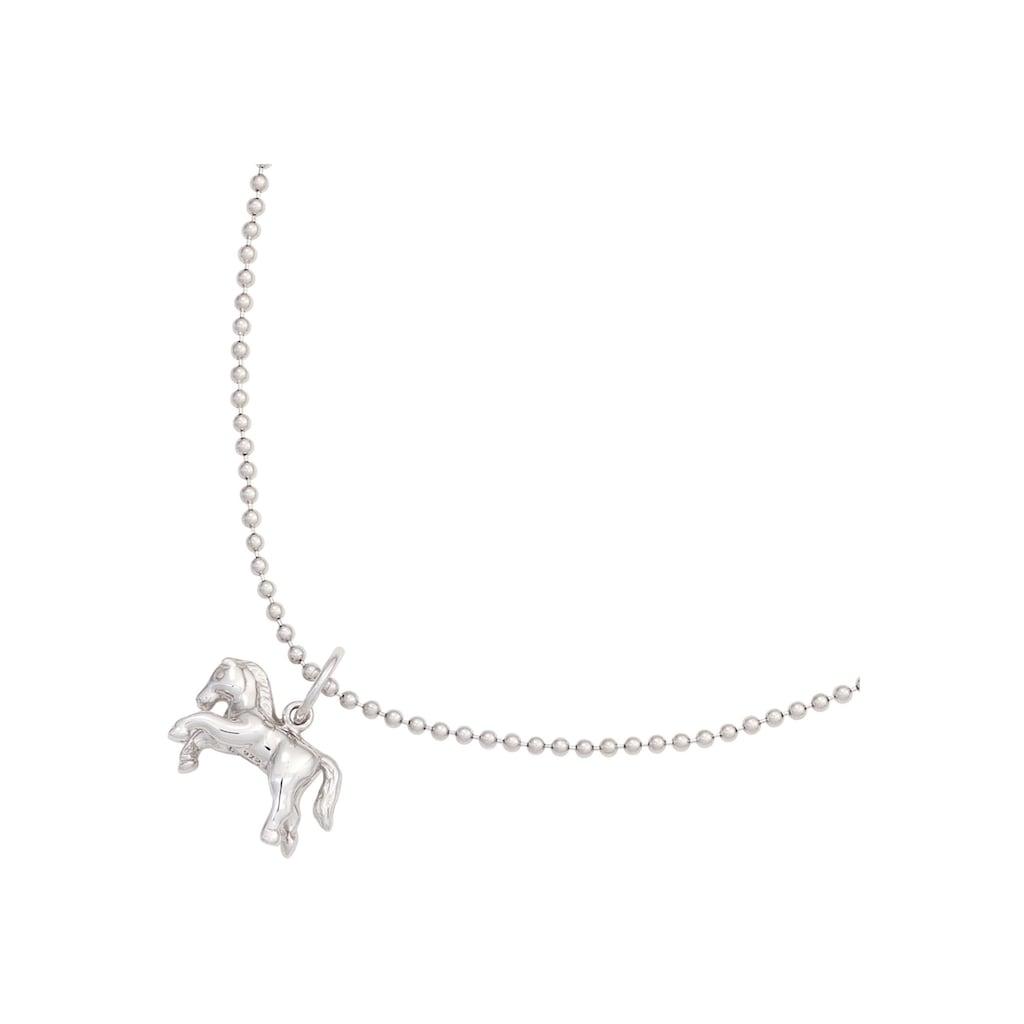 JOBO Kettenanhänger »Pferd«, 925 Silber