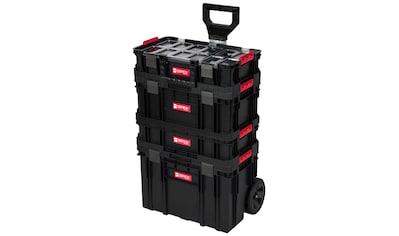 Kreher Werkzeugtrolley, (Set, 4 St.), 3 Boxen, 1 Trolley kaufen