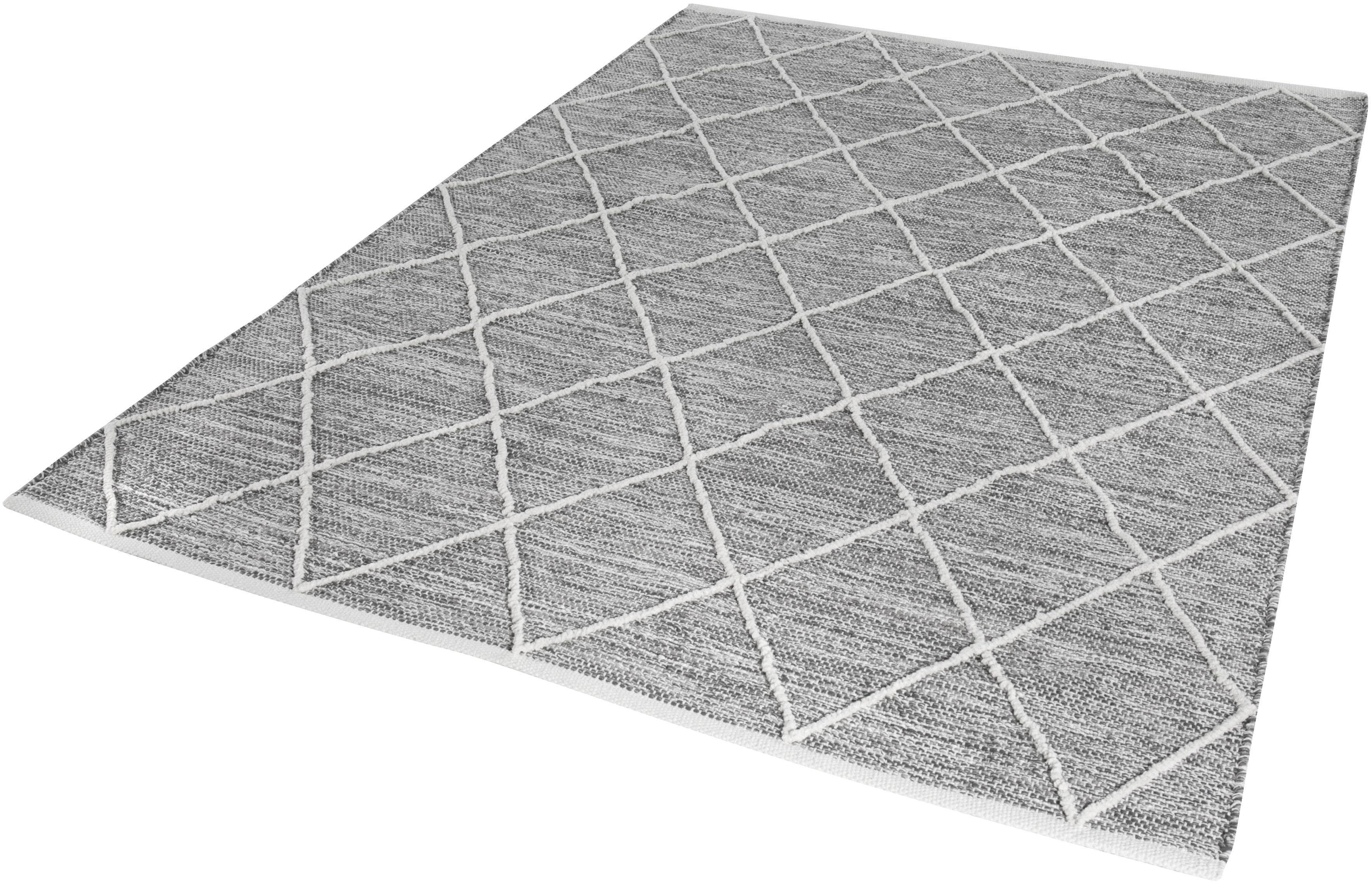 Teppich Pantin LUXOR living rechteckig Höhe 8 mm handgewebt