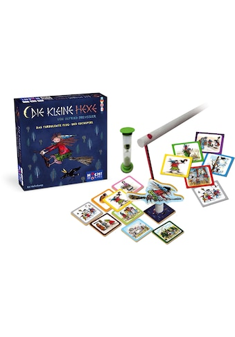 Huch! Spiel »Die kleine Hexe - Das turbulente Flug- und Suchspiel« kaufen