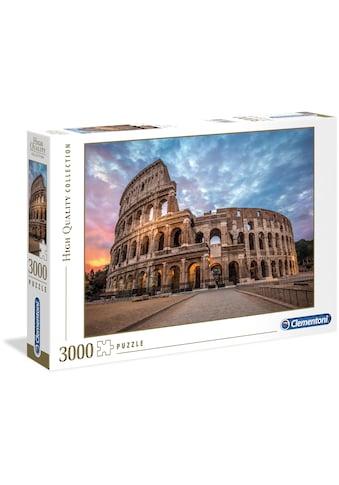 "Clementoni® Puzzle ""Sonnenuntergang über dem Kolosseum"" kaufen"
