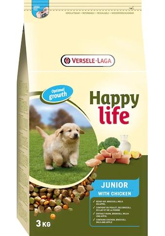 Bento Kronen Trockenfutter »Happy Life Junior«, (1), 10 kg kaufen