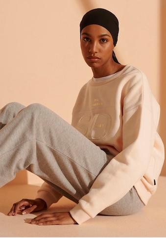 Superdry Kapuzensweatshirt »ESTABLISHED CREW« kaufen