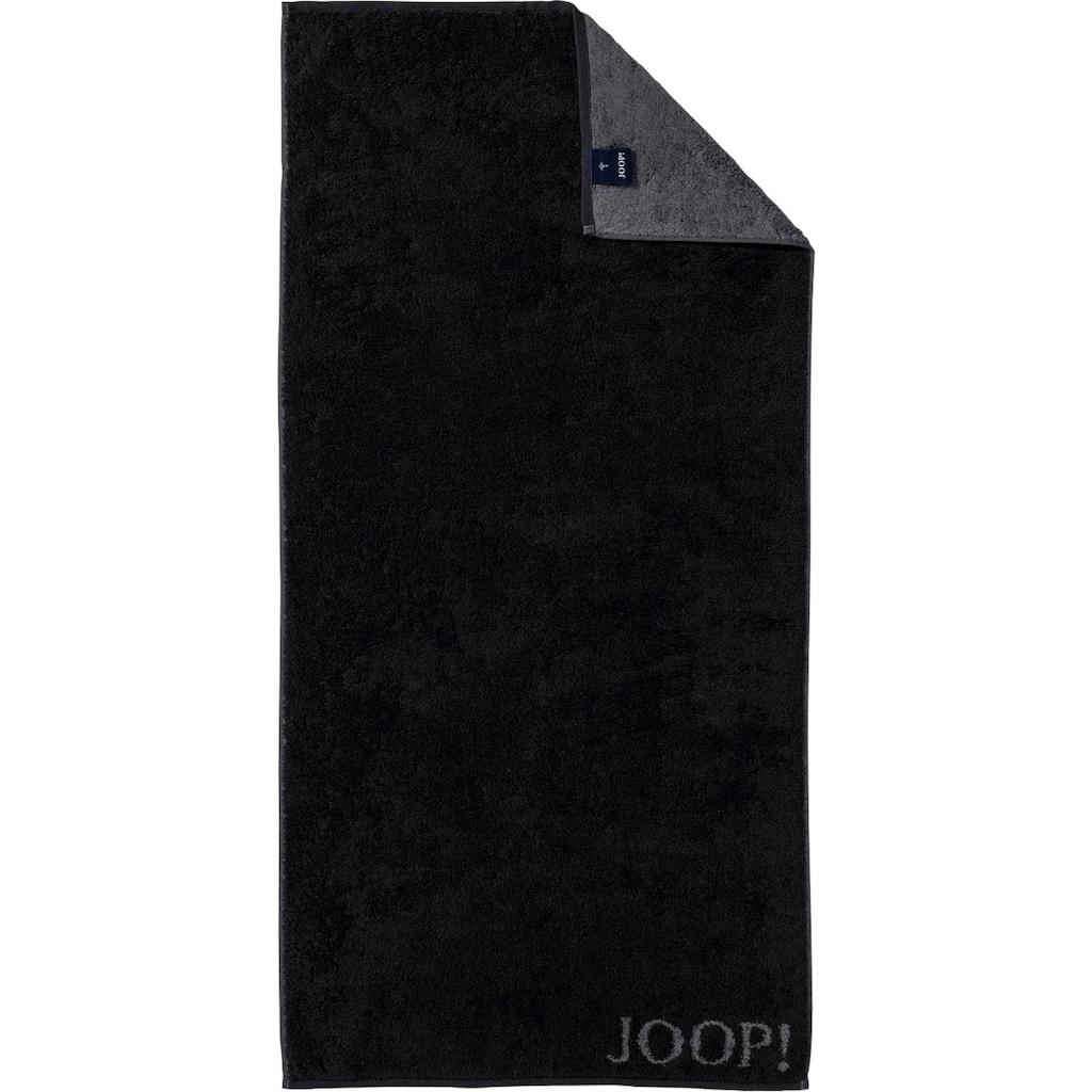 Joop! Handtücher »JOOP! CLASSIC«, (2 St.), in Doubleface-Optik
