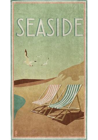 """Strandtuch """"Blackpool"""", Seahorse kaufen"""