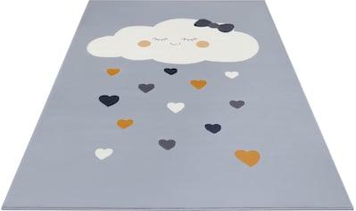 HANSE Home Kinderteppich »Lovely Sky«, rechteckig, 9 mm Höhe kaufen