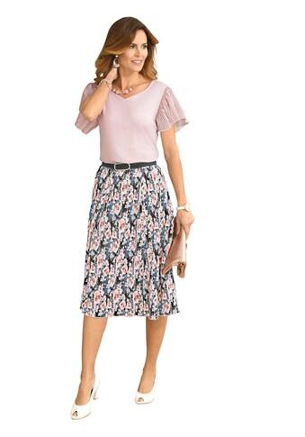 Lady Schlupfrock im floralen Druck - Dessin kaufen