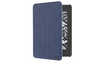 "Hama eBook - Case,E - Reader Hülle  -  Kindle Paperwhite 4, Dunkelblau »E - Reader Tasche ""Tayrona""« kaufen"