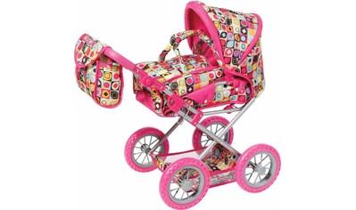 """Knorrtoys® Kombi - Puppenwagen """"Ruby, wild patterns"""" kaufen"""
