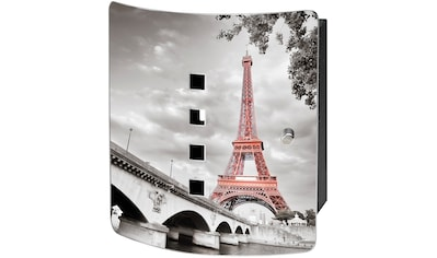 Burg Wächter Schlüsselkasten »6204/10 Ni Tour Eiffel«, für 10 Schlüssel kaufen
