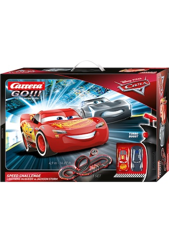Carrera® Autorennbahn »Carrera GO!!! - Disney·Pixar Cars - Speed Challenge« kaufen
