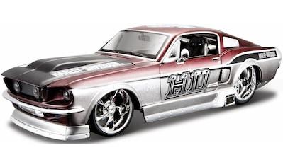 """Maisto® Sammlerauto """"Ford Mustang GT '15 HD Design, 1:24"""", Maßstab 1:24 kaufen"""